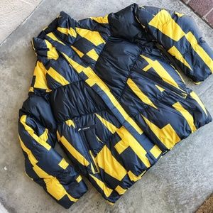 Nike Down Filled All Over Print Jacket